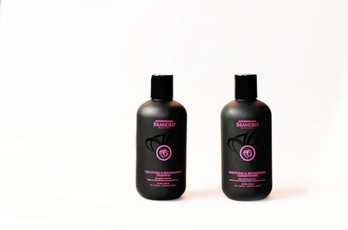 Fortifying & Replenishing Shampoo and Conditioner